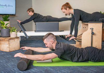 4:1 Pilates Session