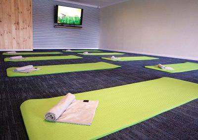 Group Mat Pilates Studio