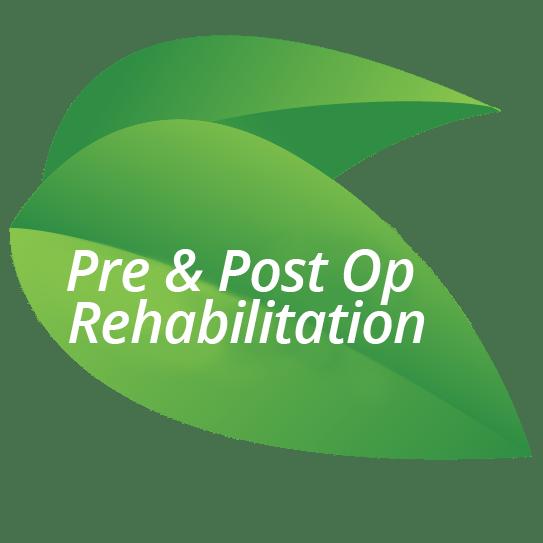 Pre & Post Op Rehabilitation